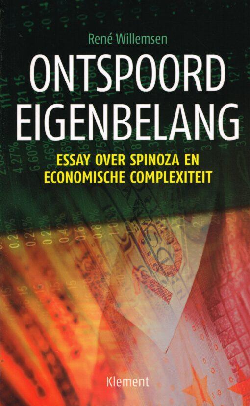 Ontspoord eigenbelang - 9789086872046 - René Willemsen