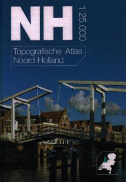 Topografische atlas Noord-Holland - 9789492534002 -