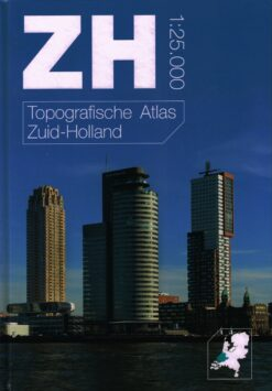 Topografische atlas Zuid-Holland - 9789492534026 -
