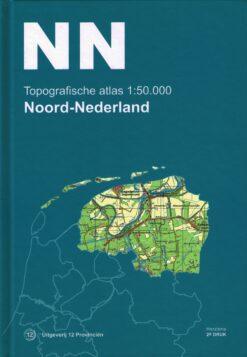 Topografische atlas Noord-Nederland - 9789492534040 -