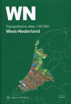 Topografische atlas West-Nederland - 9789492534057 -