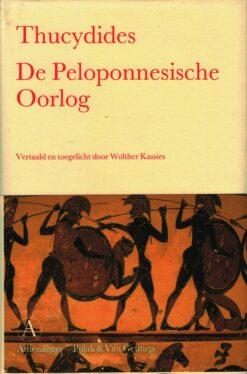De Peloponnesische Oorlog - 9789025300647 -  Thucydides