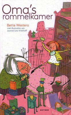 Oma's rommelkamer - 9789025765590 - Bette Westera