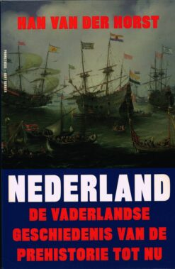 Nederland - 9789035140356 - Han van der Horst