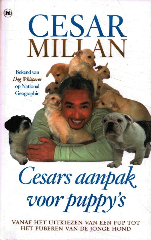 Cesars aanpak voor puppy's - 9789044334029 - Cesar Millan