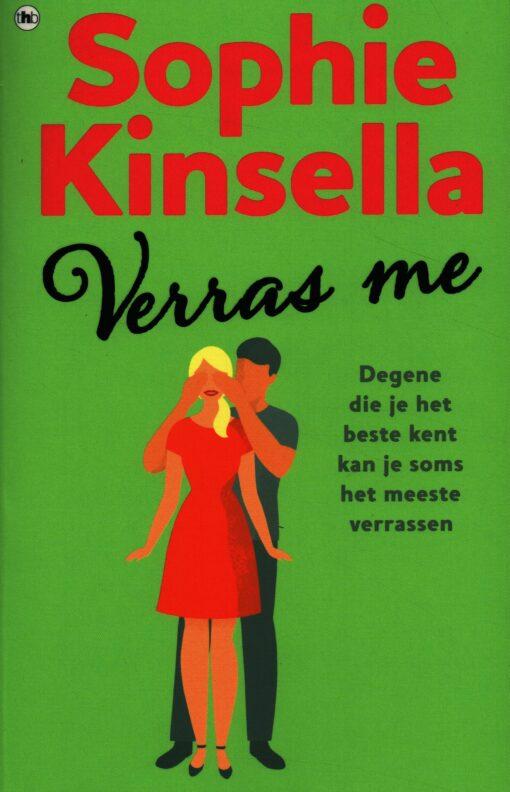Verras me - 9789044353624 - Sophie Kinsella