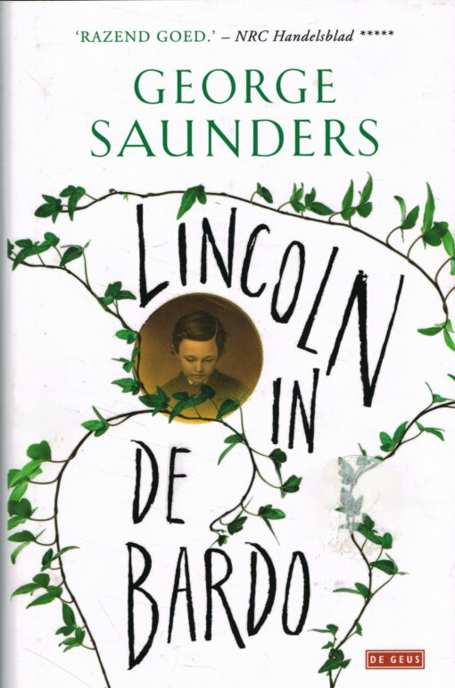 Lincoln in de Bardo - 9789044539202 - George Saunders