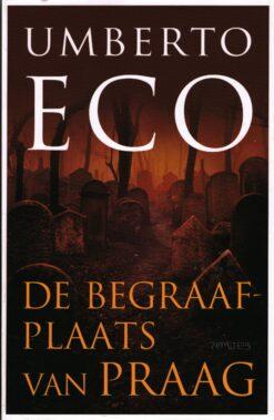 De begraafplaats van Praag - 9789044628524 - Umberto Eco