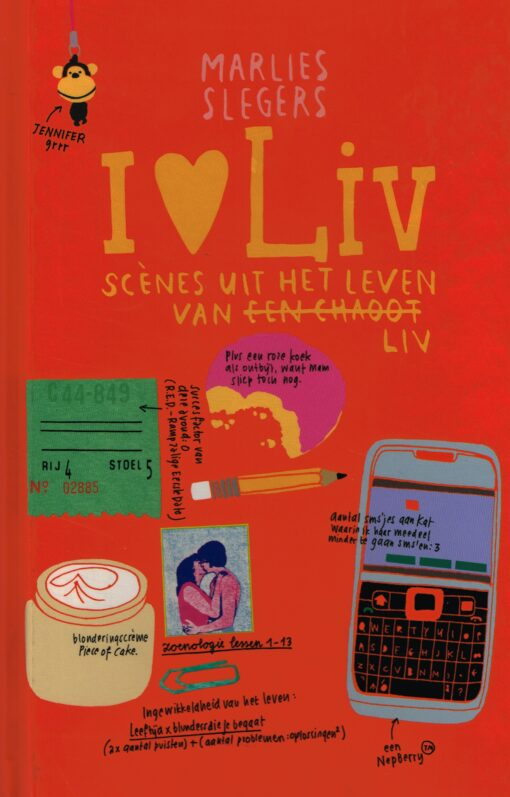 I love Liv - 9789048813322 - Marlies Slegers