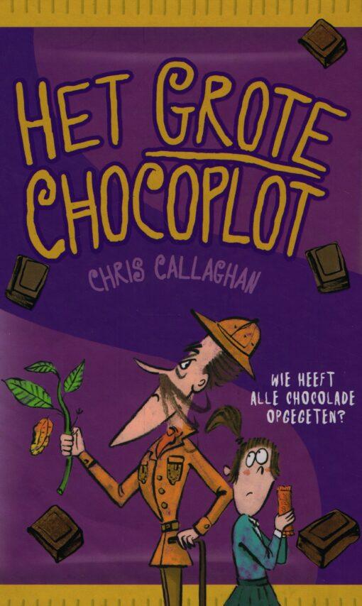 Het grote chocoplot - 9789048833818 - Chris Callaghan
