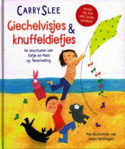 Giechelvisjes & knuffeldiefjes - 9789048840472 - Carry Slee