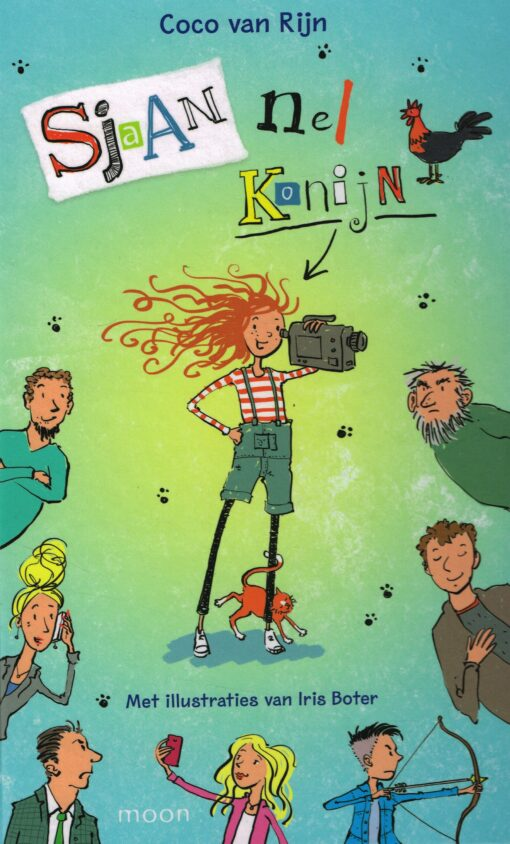 Sjaan Nel Konijn - 9789048842223 - Coco van Rijn