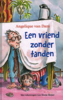 Een vriend zonder tanden - 9789048843992 - Angelique van Dam