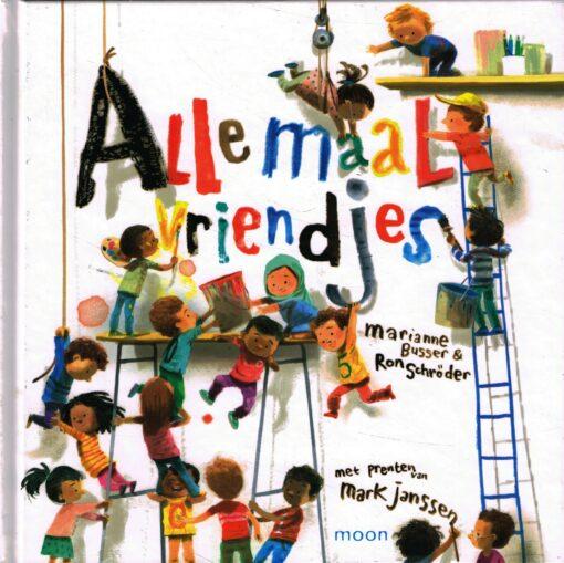 Allemaal vriendjes - 9789048845071 - Marianne Busser