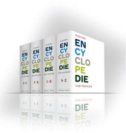 Nieuwe Encyclopedie van Fryslân - 9789056153755 -