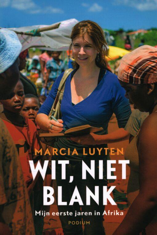 Wit, niet blank - 9789057598982 - Marcia Luyten