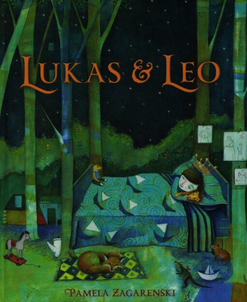 Lukas & Leo - 9789060387887 - Pamela Zagarenski