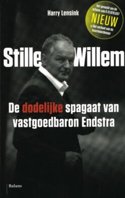 Stille Willem - 9789460039041 - Harry Lensink