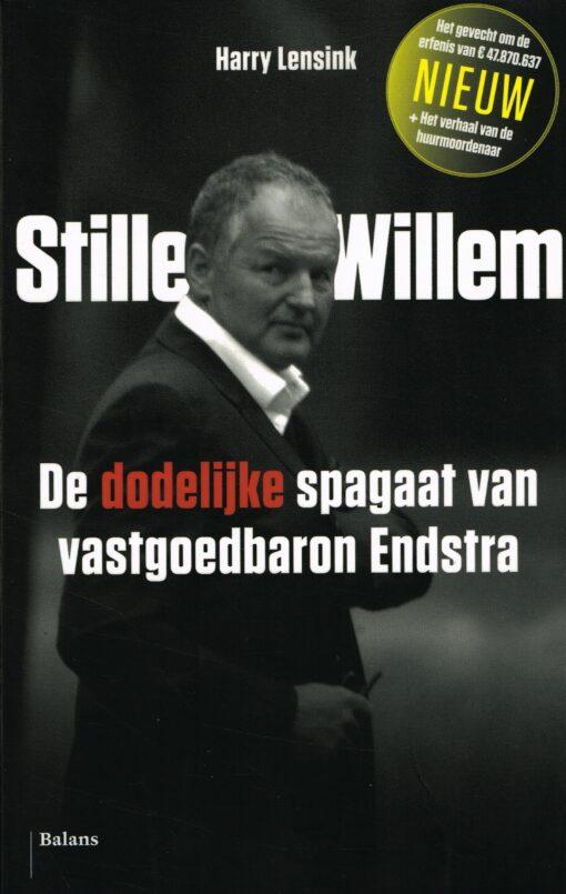 Stille Willem - 9789460039041 - Harry Lensink