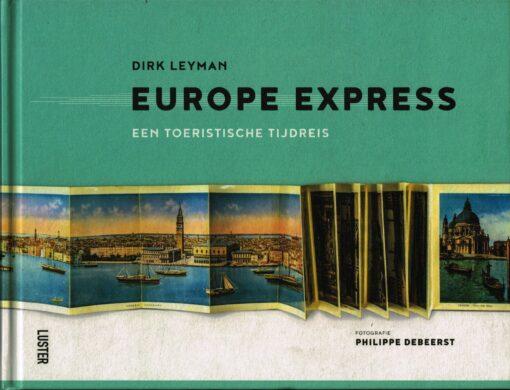 Europe Express - 9789460581816 - Dirk Leyman