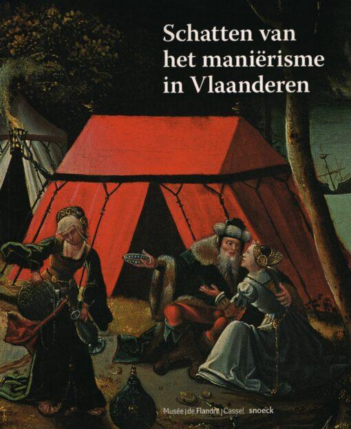 Schatten van het maniërisme in Vlaanderen - 9789461610997 -