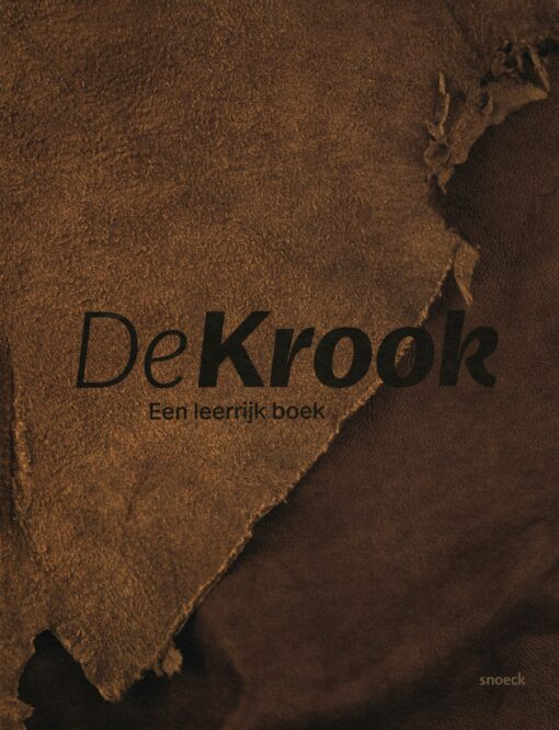 De Krook - 9789461614681 -