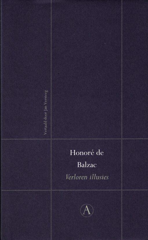 Verloren illusies - 9789025302252 - Honoré de Balzac