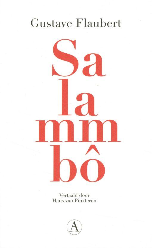 Salammbô - 9789025307349 - Gustave Flaubert