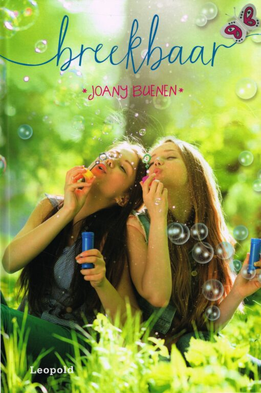 Breekbaar - 9789025867911 - Joany Buenen