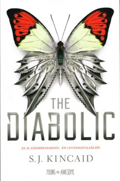 The Diabolic - 9789025870553 - S.J. Kincaid