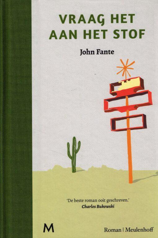 Vraag het aan het stof - 9789029089968 - John Fante