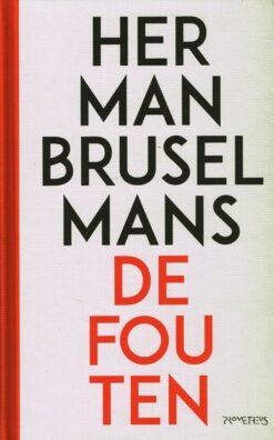 De fouten - 9789044631128 - Herman Brusselmans