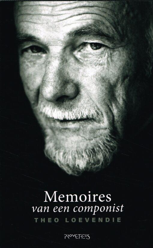 Memoires van een componist - 9789044636741 - Theo Loevendie