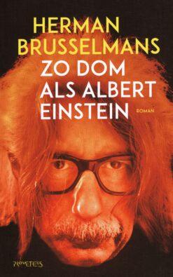 Zo dom als Albert Einstein - 9789044640038 - Herman Brusselmans
