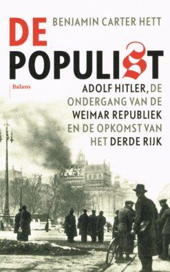 De populist - 9789460038211 - Benjamin Carter Hett
