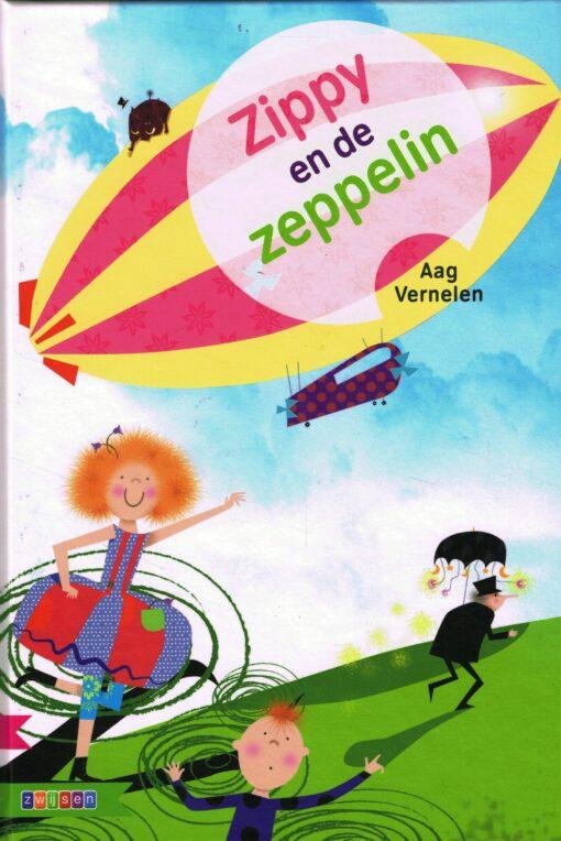 Zippy en de zeppelin - 9789048729951 - Aag Vernelen