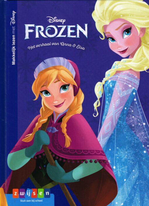 Frozen. Het verhaal van Anna & Elsa - 9789048734306 -  Disney