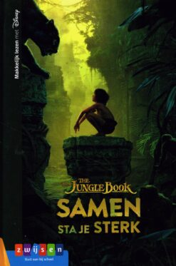 The Jungle Book - 9789048734344 -  Disney