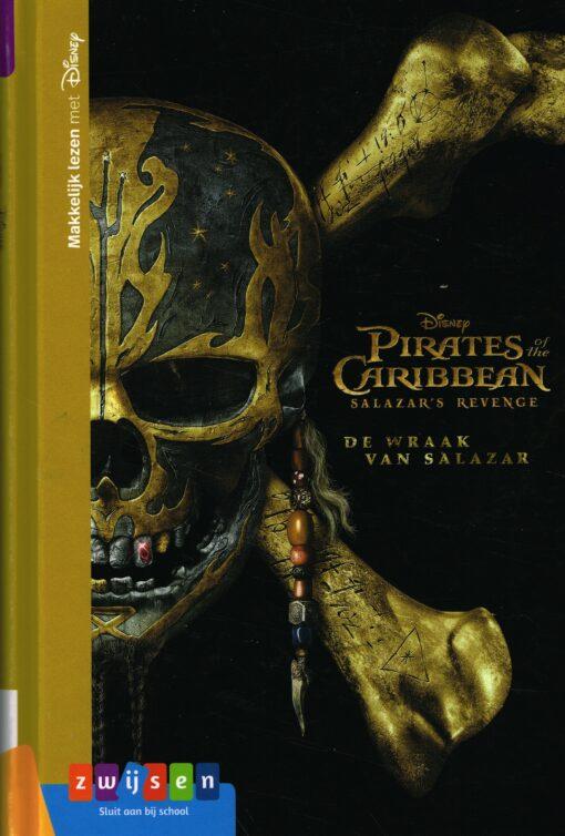 Pirates of the Carribean - 9789048736140 -  Disney
