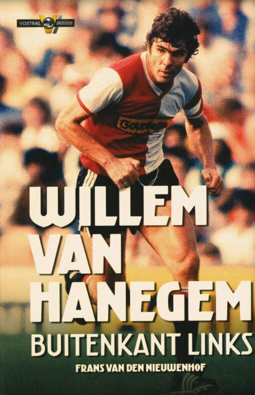 Willem van Hanegem - 9789048840458 - Frans van den Nieuwenhof