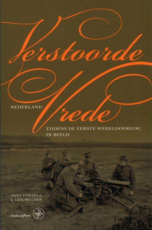 Verstoorde vrede - 9789057302992 - Anne Doedens