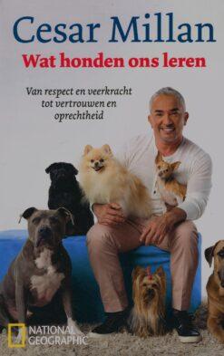 Wat honden ons leren - 9789059567429 - Cesar Millan