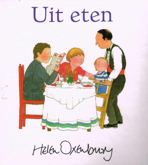 Uit eten - 9789060387948 - Helen Oxenbury