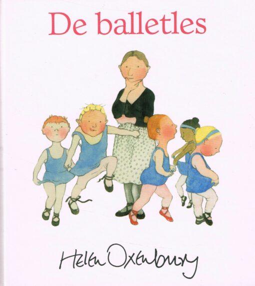 De balletles - 9789060387955 - Helen Oxenbury