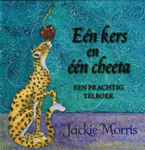 Eén kers en één cheeta - 9789060387993 - Jackie Morris