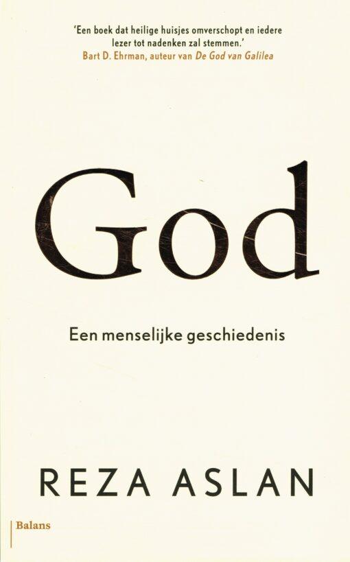 God - 9789460038099 - Reza Aslan