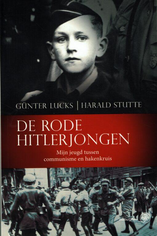 De rode Hitlerjongen - 9789462491120 - Günter Lucks