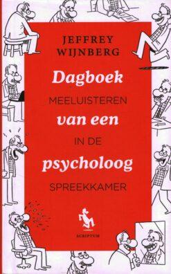 Dagboek van een psycholoog - 9789463190770 - Jeffrey Wijnberg