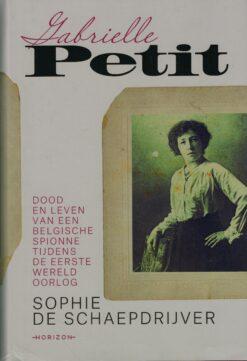 Gabrielle Petit - 9789492159922 - Sophie De Schaepdrijver