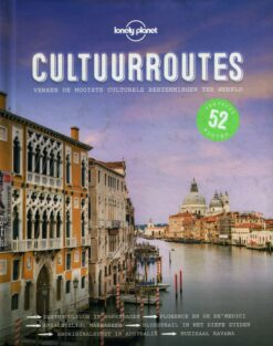 Lonely Planet Cultuurroutes - 9789021569475 -